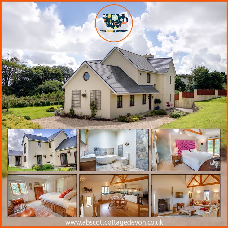 Abscott Cottage is a stunning, rural North Devon holiday cottage near Barnstaple and has been designed as a luxurious, open plan self-catering holiday cottage. Newly refurbished in 2015, the cottage now accommodates up to 10 people in five double bedrooms. (currently at 20% off for august! 2015)