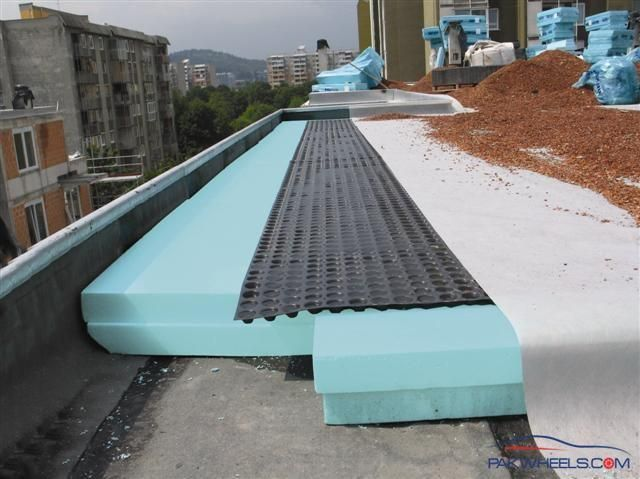 Thermopore Sheet In Lahore Architecture Details Insulation Sheets Foam Roofing