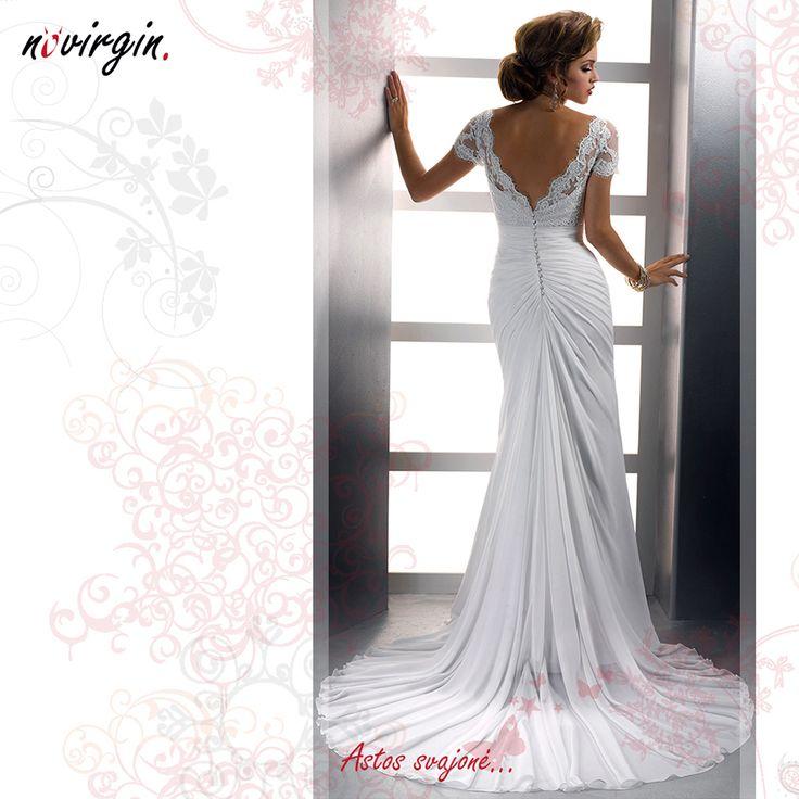 Astos vestuvinė suknelė / Wedding dress for Asta