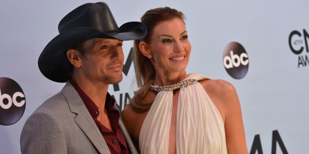 Tim McGraw And Faith Hill Address Divorce Rumors