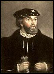Edward Stafford, 3rd Duke of Buckingham. Was nephew to the wife of King Edward IV therefore having the Plantagenet bloodline. He was found guilty of treason and beheaded. He plotted to kill Henry VIII.