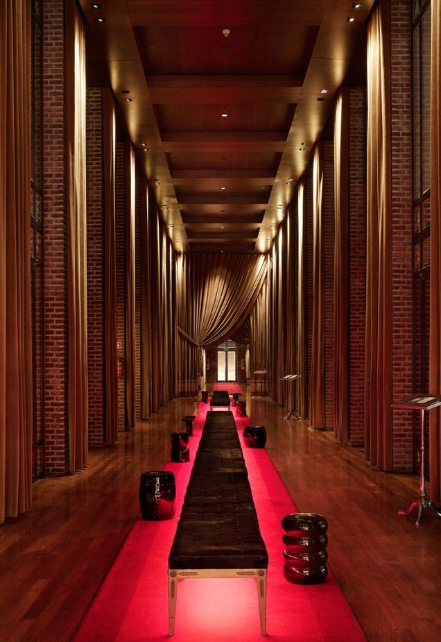 11 Faena- While we don't like videos on websites, this hotel chain has an interesting website structure and pretty imagery. -Melissa