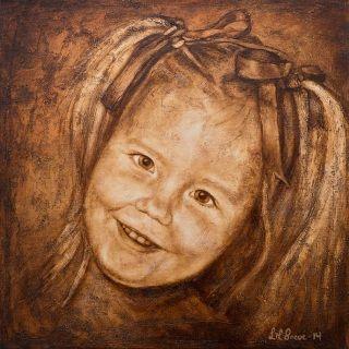 Gavekort på portrettmalerier :)