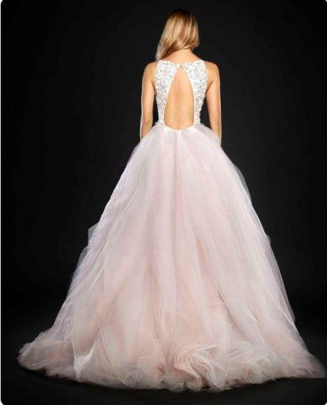 Hayley Paige Jem / 6261 10   – My Pink Princess Fairytale Wedding