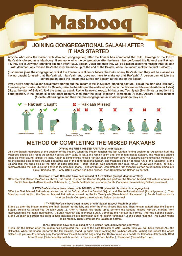 1 Masbooq - Missing a Rakaah in Salaah v2.jpg (3579×5031)