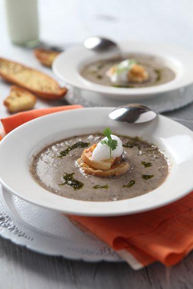 Mushroom Soup #bakerzin #bakerzinjkt #soup