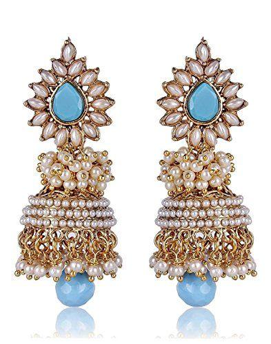 Indian Bollywood Most Beautiful Pearls Polki Stylish & Go... https://www.amazon.com/dp/B01L5DO81W/ref=cm_sw_r_pi_dp_x_ZTK0ybSJZ94SV