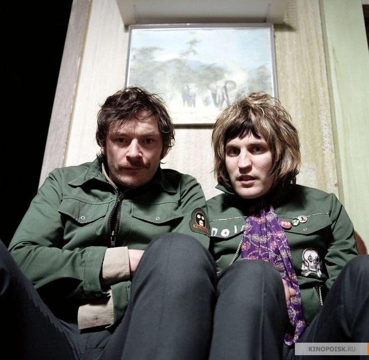 Julian Barratt and Noel Fielding