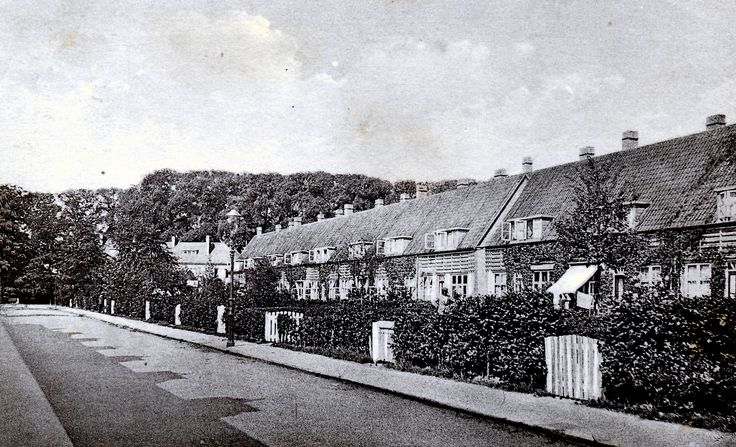 Maarland 1926, richting Groene Hilledijk.