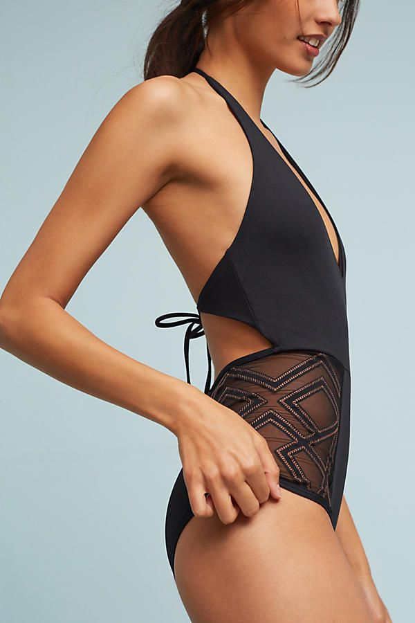 Slide View: 2: L Space Fireside One-Piece
