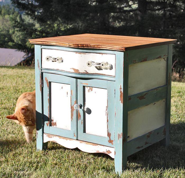 Bad Rabbit Vintage   Painted Furniture With Attitude : MMS Milk Paint
