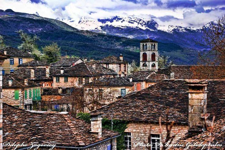 Ζαγόρι, κάθε χωριό και ένα ταξίδι #checkin #trivago #zagorochoria