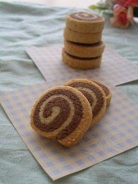 簡単うずまきクッキー
