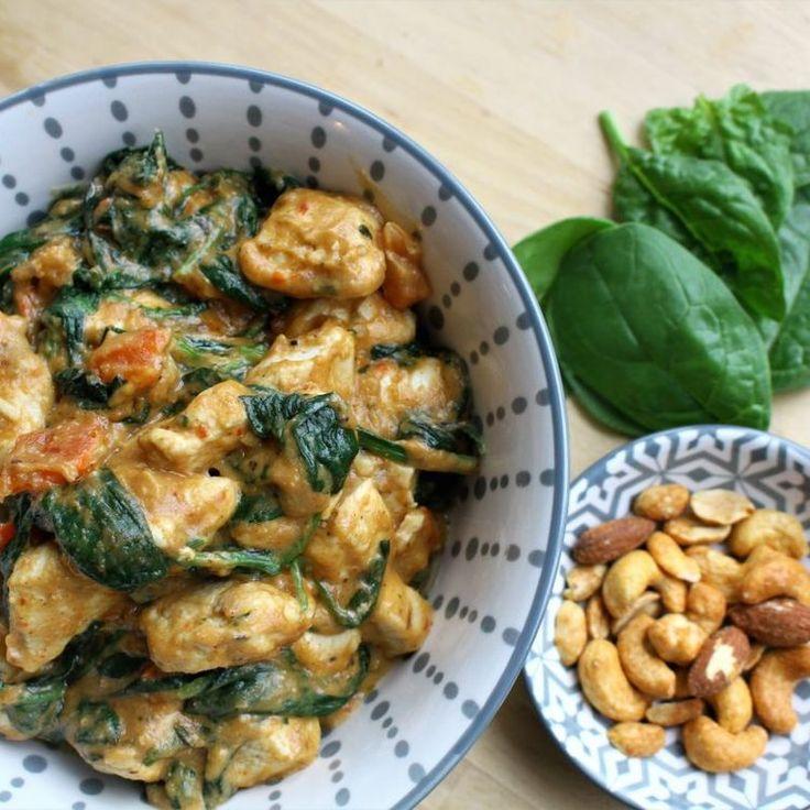 Gerechten zonder pakjes en zakjes #109. Zuid Afrikaanse Kip Palava (Knorr)