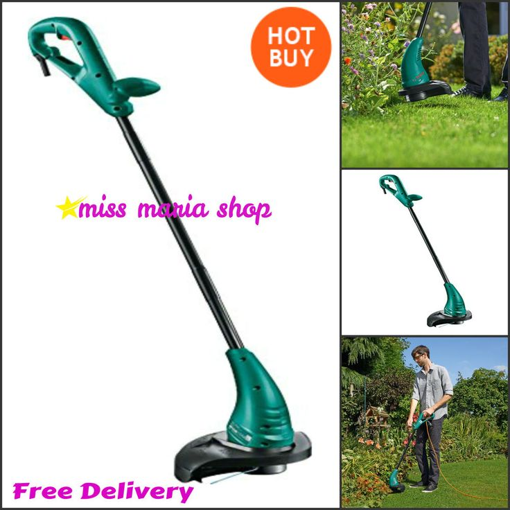 Electric Grass Trimmer Garden Strimmer Corded Lawn Edge Cutter Bosh Grass 280W