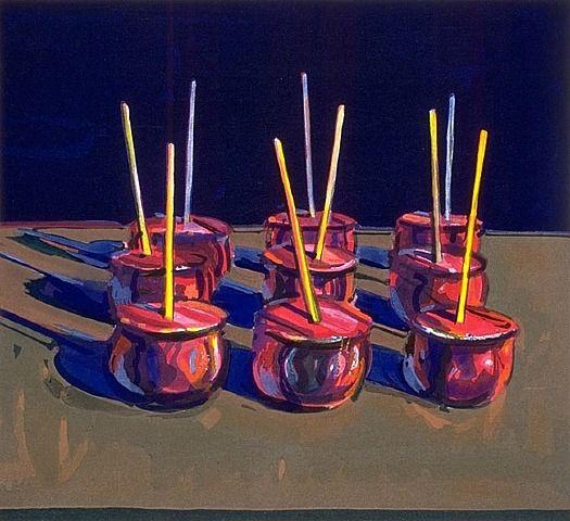 Wayne Thiebaud.