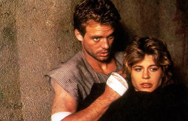 """Sarah Connor...her son was destined to lead the human resistance against the violent mechanical suppressors. To her aid comes future resistance fighter Kyle Reese."""