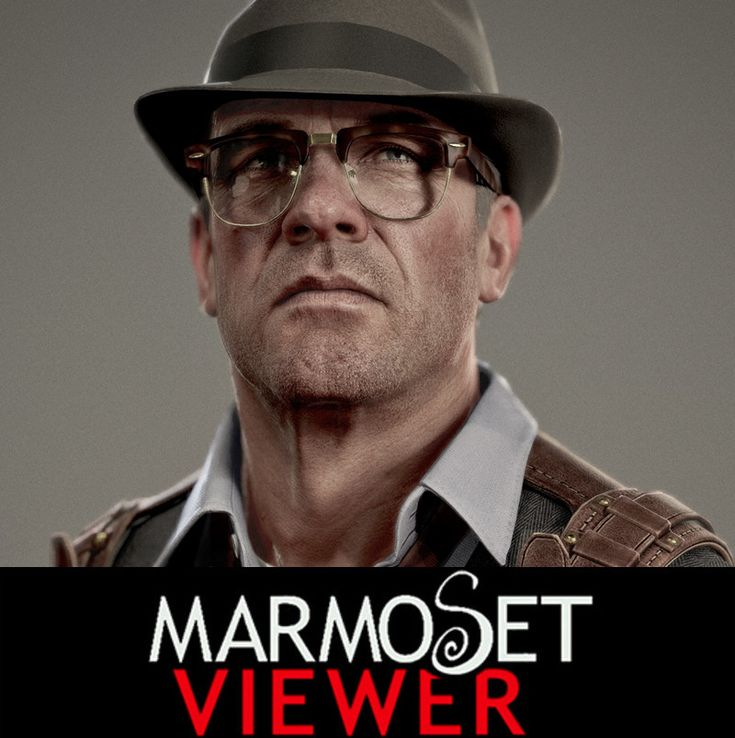 G-man_Ray Johnson: Marmoset Viewer, Jamie-lee Lloyd on ArtStation at https://www.artstation.com/artwork/QaoOL