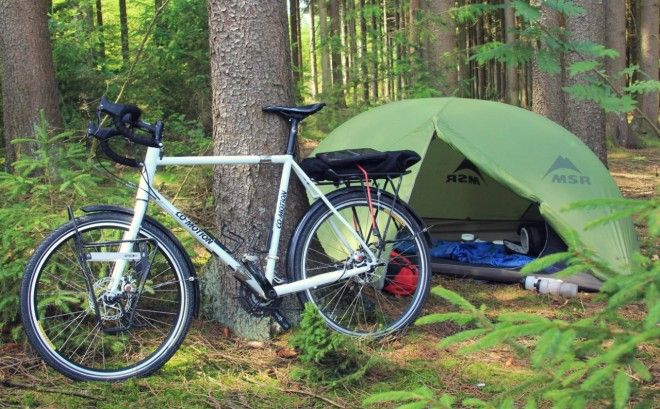 50 Stealth Camping Super Tips---bicycletouringpro.com