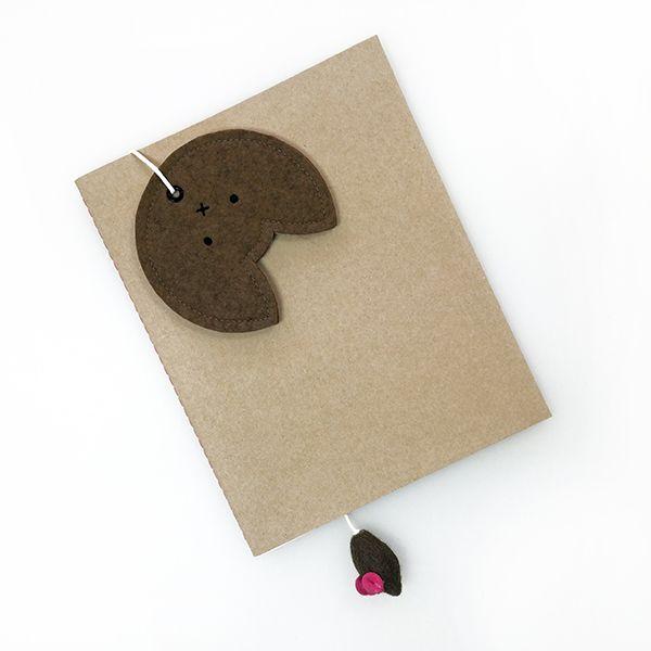 bookmark - KOTTE S - brown 3