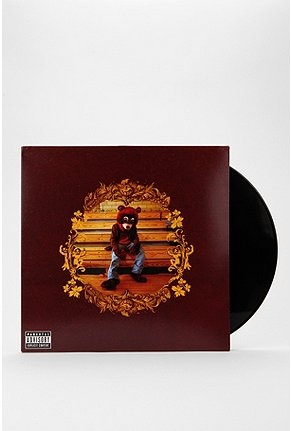 Kanye West - The College Dropout 2xLP