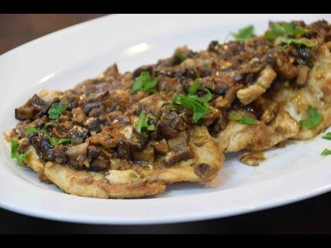 how to make chicken marsala in the oven