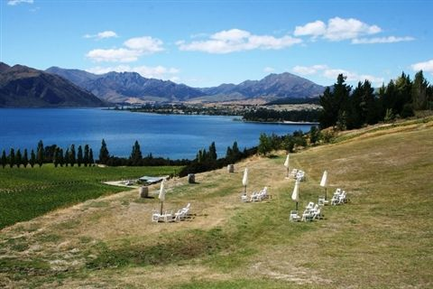 Picturesque spot for ceremony and pre-reception canapes.  Stunning!