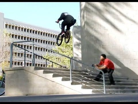 Awesome BMX video that INRUSH bicycles in Fort Wayne, Indiana came across. CULT BMX - TALK IS CHEAP ( FULL DVD )