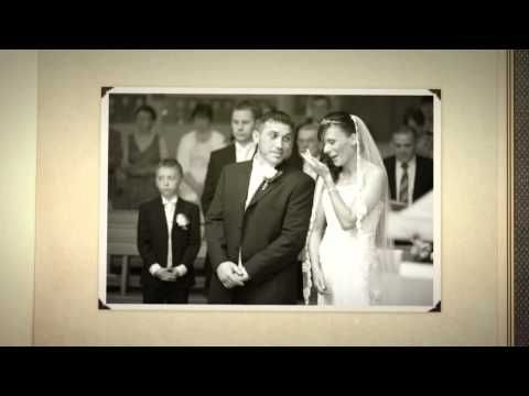 Leigh & Anthony wedding - Dublin - YouTube