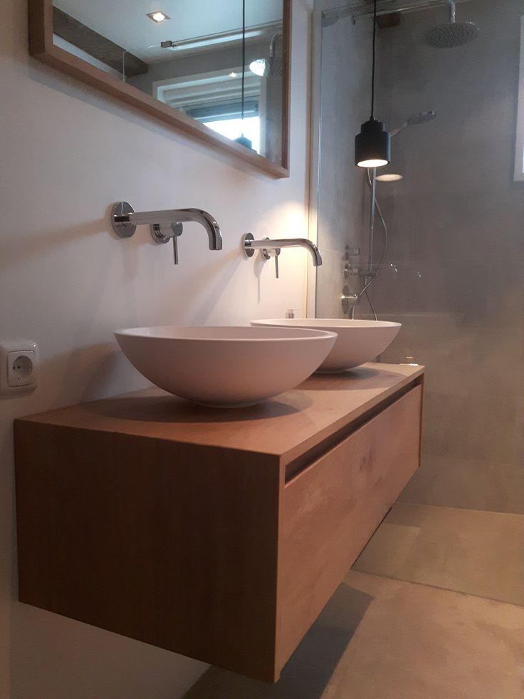 25+ beste ideeën over Badkamermeubel 80 op Pinterest - Toilet 80 ...