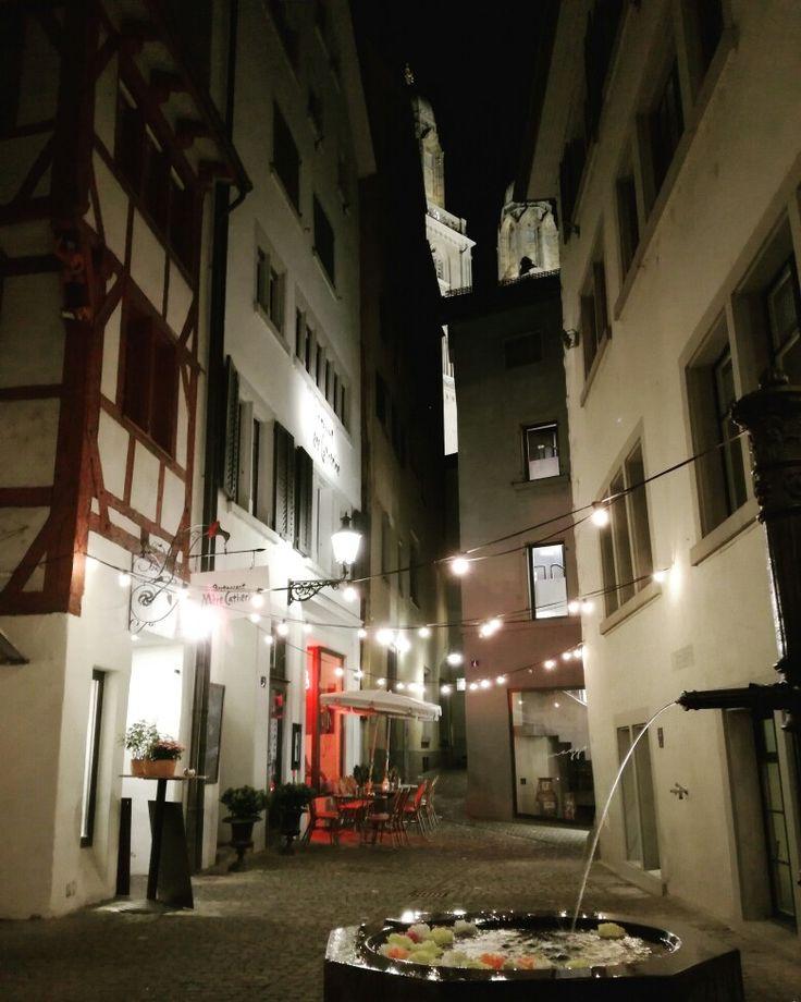 Vicoli di Zurigo