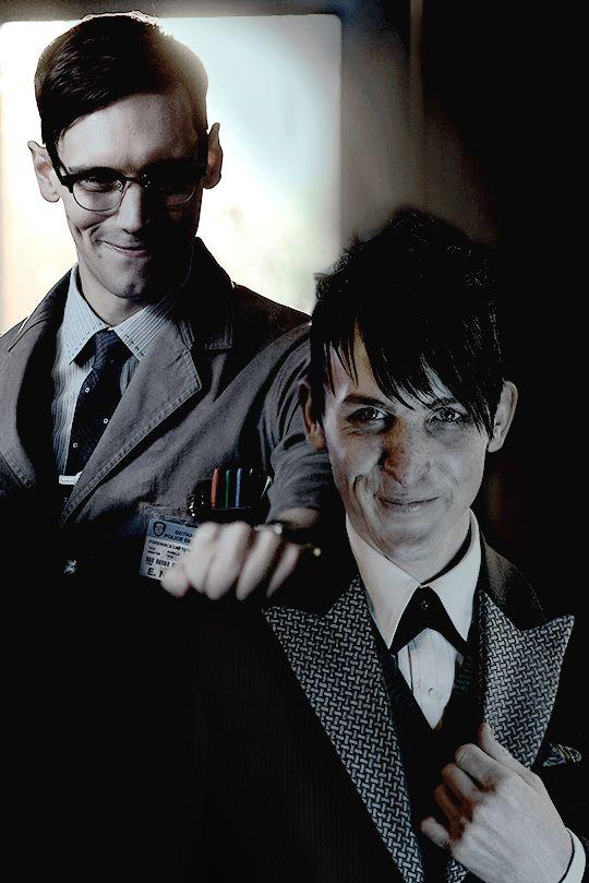 Edward and Oswald