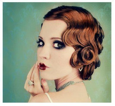 flapper Make up