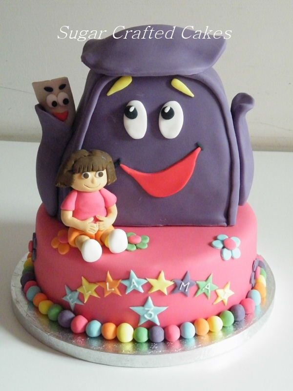 330 best images about Cakes - Dora the Explorer on ...