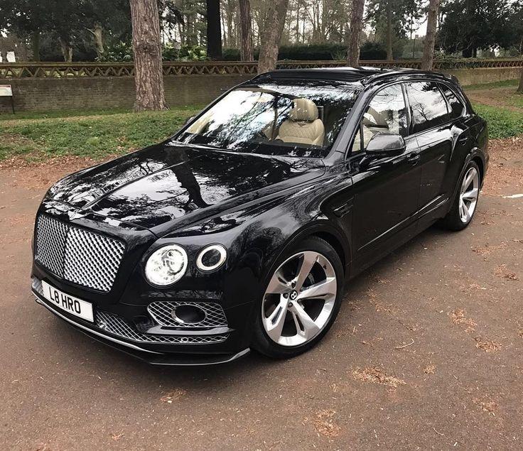 Bentley Suv, New Luxury Cars