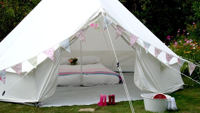 1st night?: In My Dreams, Bell Tent, Tent Campers, Wedding Belle, Kids Outdoor, Rain Belltentshop Com, Marquee Ideas, Belle Tent, Honeymoons Outdoor