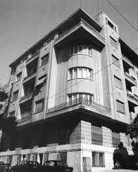 Πολυκατοικία Μαυρομμάτη.Οδός Πλουτάρχου 3 & Υψηλάντου 33, Κολωνάκι. Έτος: 1933.  Διατηρητέο. Αρχιτέκτων: Κωνσταντίνος Κυριακίδης [γεν. 1881 – † 1942] Πηγή: http://www.sadas-pea.gr/archive/2000-2011/ARXITEKTONES_22.pdf
