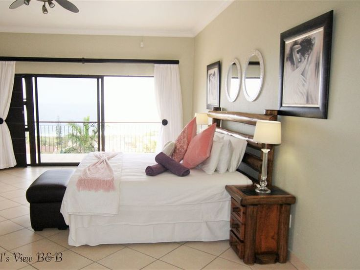 2 Night Honeymoon Package at Seagull's View - Enjoy an incredibly romantic two-night honeymoon package deal at Seagull's View Bed and Breakfast, located in the heart of the seaside town of Uvongo.The Honeymoon Suite comprises a king-size bed, a bathroom ... #weekendgetaways #margate #southcoast #southafrica