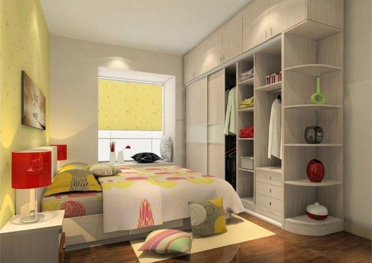 Armarios dormitorios matrimoniales decoraci n for Decoracion de armarios