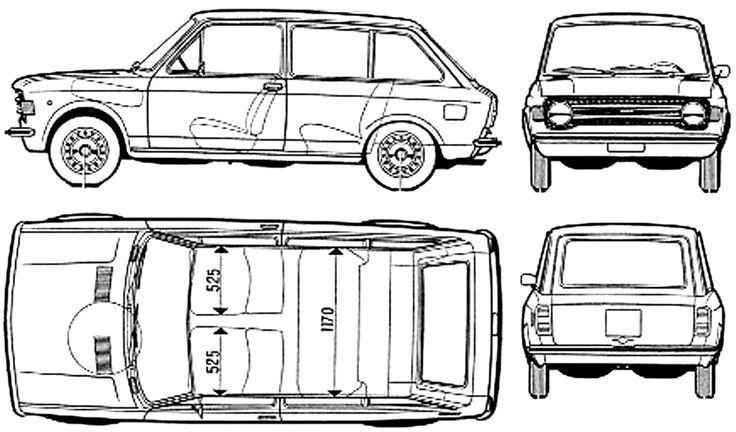 Fiat 128 Familiale