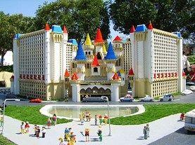 Parcul de distractii Legoland - Billund - Danemarca
