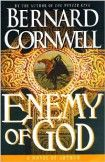 Enemy of God (1996)  At the end of The Winter King Arthur fought the battle that forces unity on the warring British kingdoms and now he sets out to face the real enemy – the English (it is one of the great ironies of the Arthur stories that he should have become an English hero when, if he existed at all, he was a great war-leader who opposed the invading Sais). First, though, Merlin leads a perilous expedition into the mysterious....
