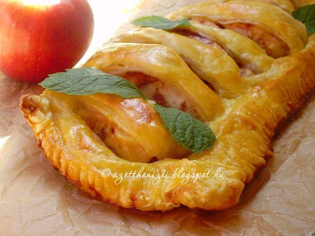 Az otthon ízei: Expressz almás