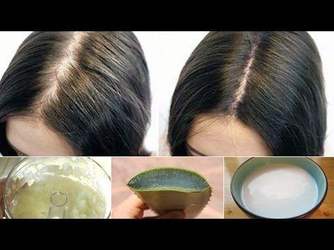 Make Hair Grow In Bald Spots