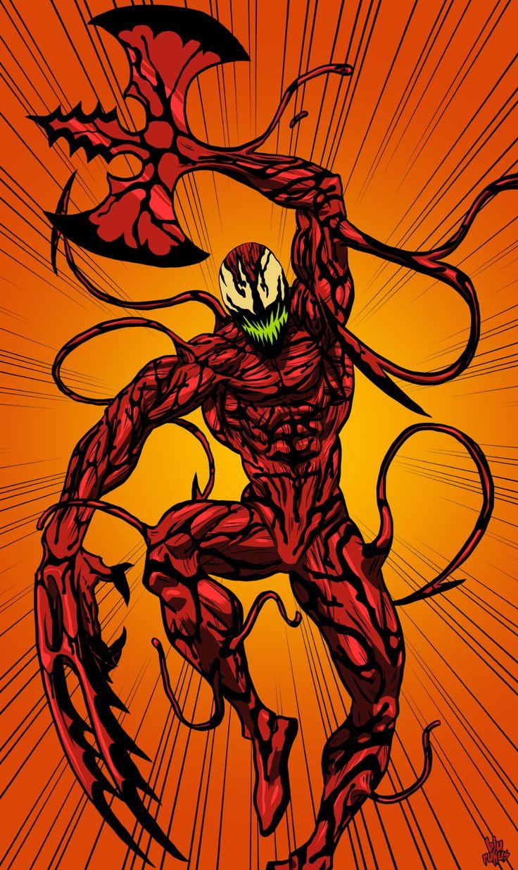 симбионт человек паук картинки слову, подобное исполнение