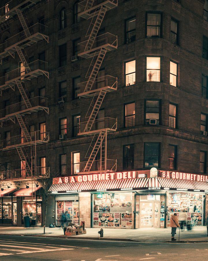 As noites luminosas, deslumbrantes e cinematográficas de Nova York