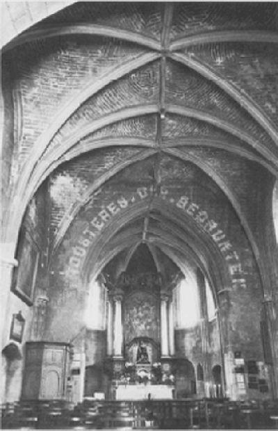 Gotiche kerk