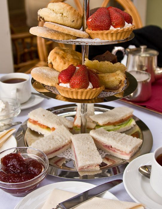 Afternoon tea at The Borrowdale Hotel, Keswick, Cumbria | Linda ...