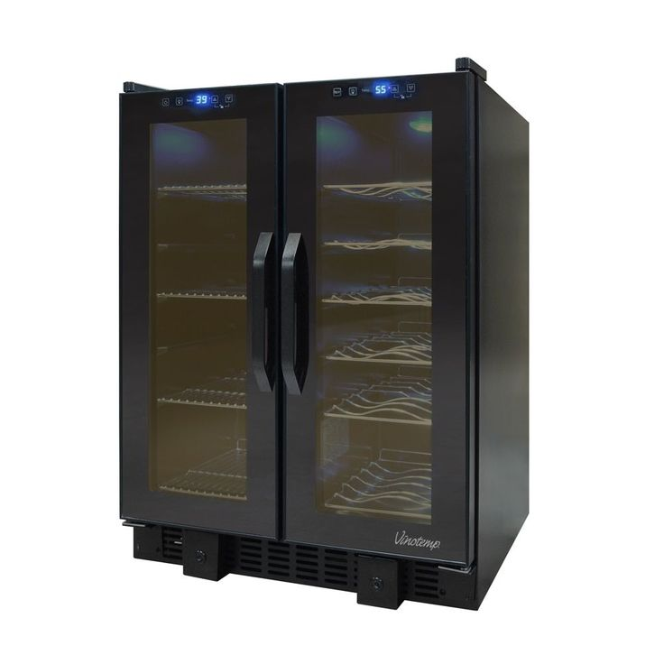 Element by Vinotemp VT-36 TS Touch Screen Wine and Beverage Cooler