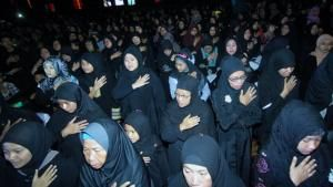 Ratusan Polisi Jaga Ketat Peringatan Asyura di Semarang